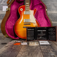"2013 Gibson Custom Shop Collectors Choice #9, ""Believer"" Burst '59 Reissue Les Paul"
