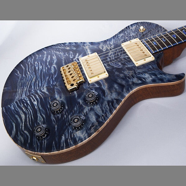 2010 PRS Private Stock Tremonti, Faded Indigo - Garrett Park Guitars  - 3