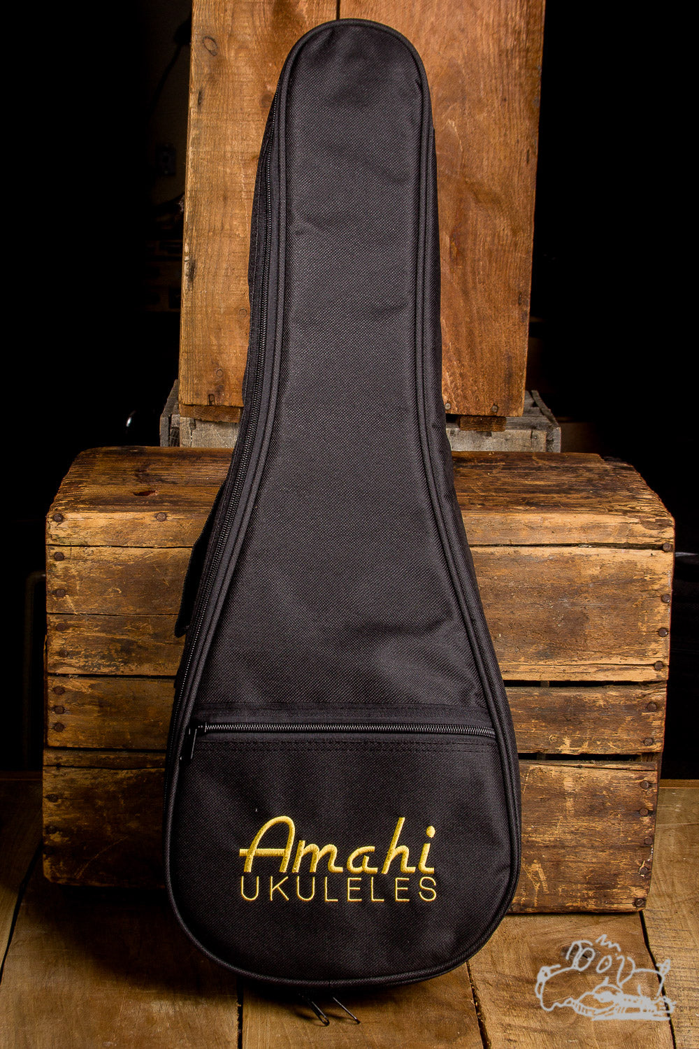 Amahi Concert Ukulele Flamed Maple