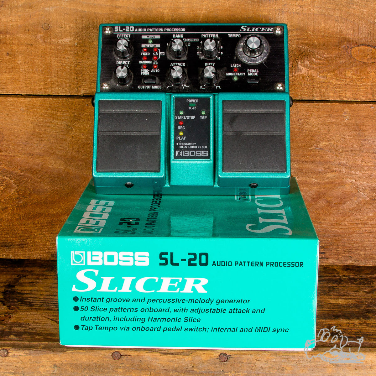 Used Boss SL-20 Slicer
