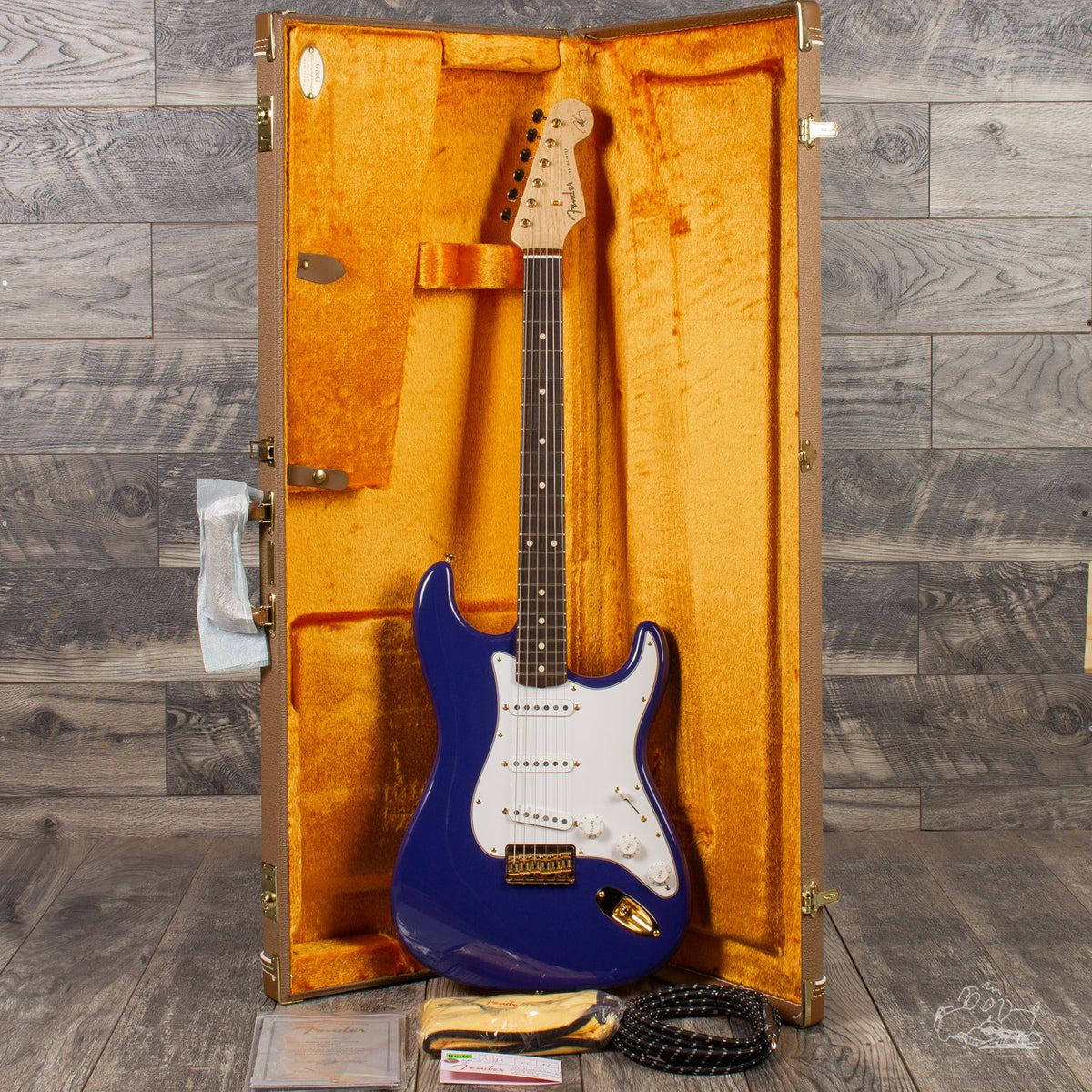 2015 Fender Custom Shop Robert Cray Stratocaster - Make Us An Offer
