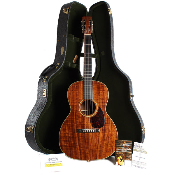 2015 000-28K Authentic 1921 - Garrett Park Guitars  - 9