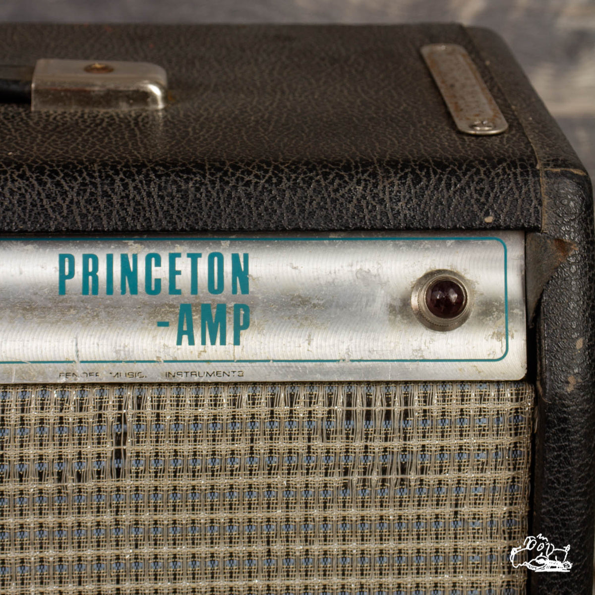 1967 Fender Princeton Amplifier