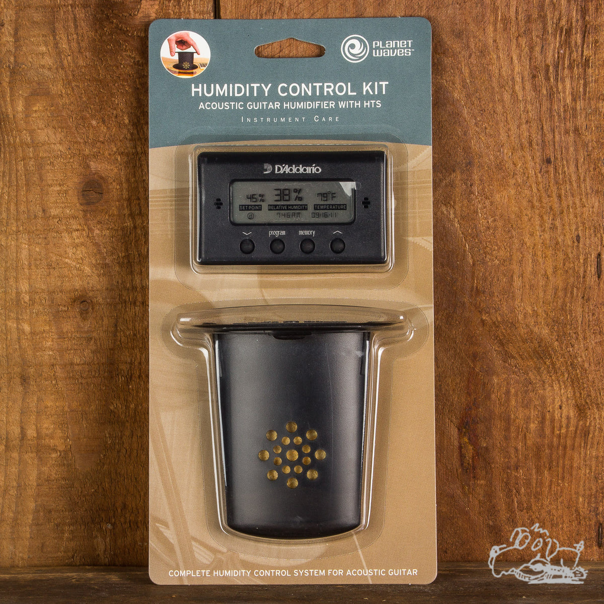 D'addario Planet Waves Humidity Control Kit