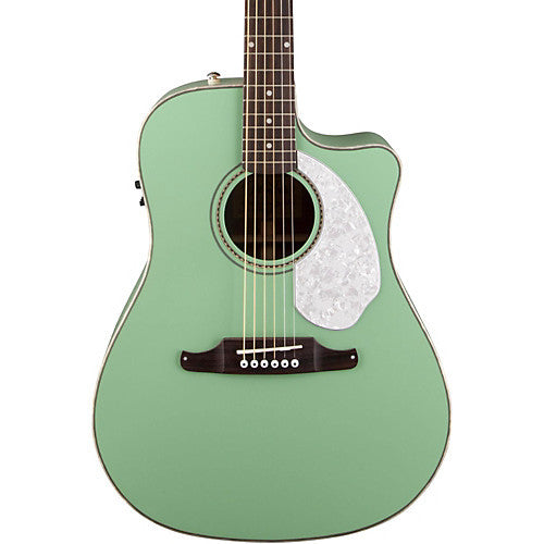 Sonoran SCE Surf Green - Garrett Park Guitars  - 3