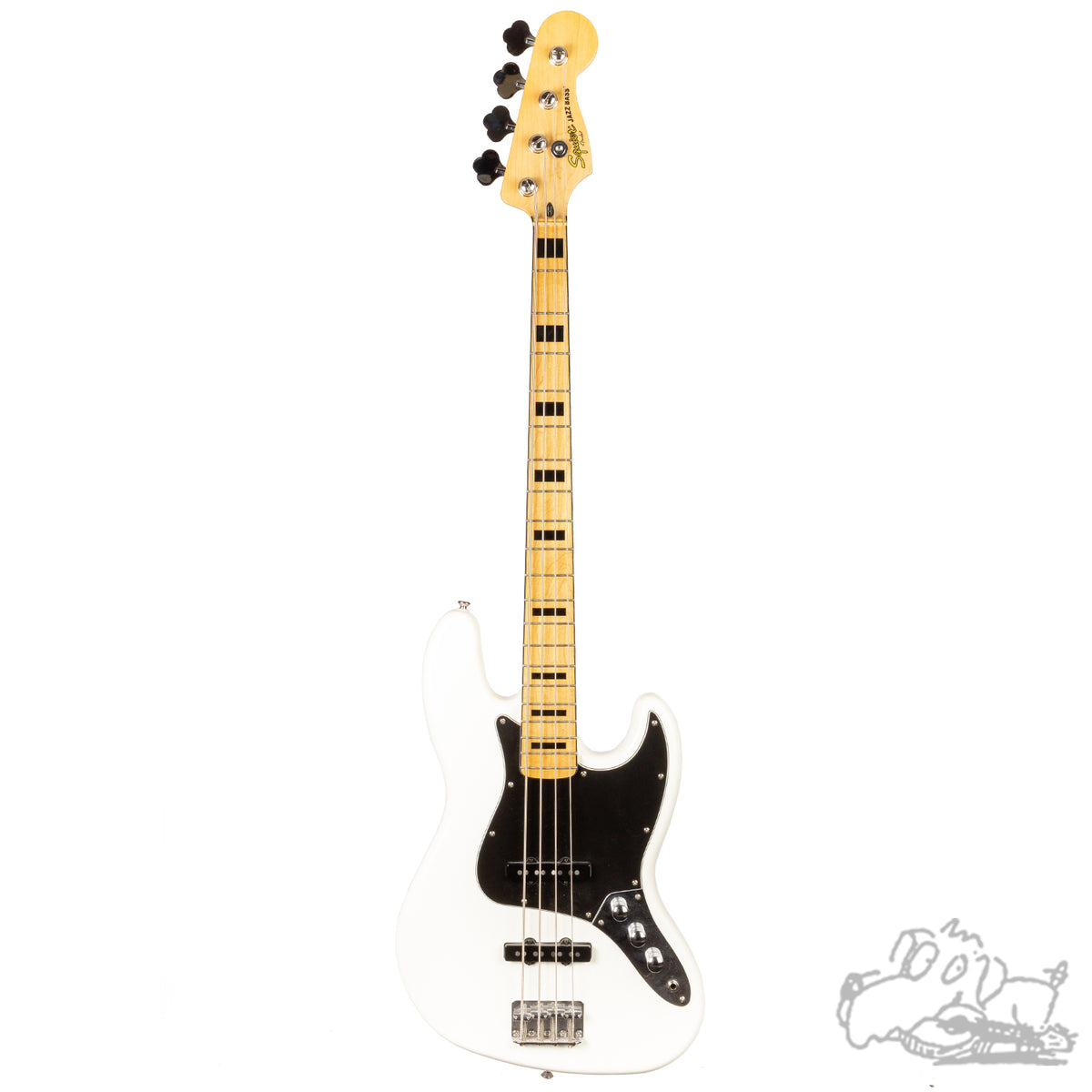 2013 Squier Jazz Bass - Used