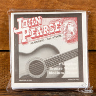John Pearse 13-56 Phpsphor Bronze Medium Acoustic Guitar Strings