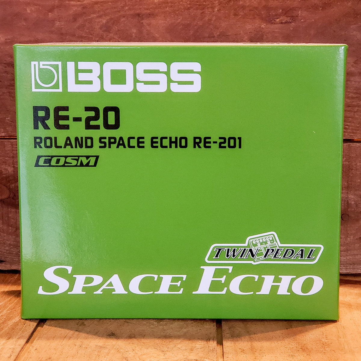 Boss/Roland RE-20 Space Echo Chorus Pedal