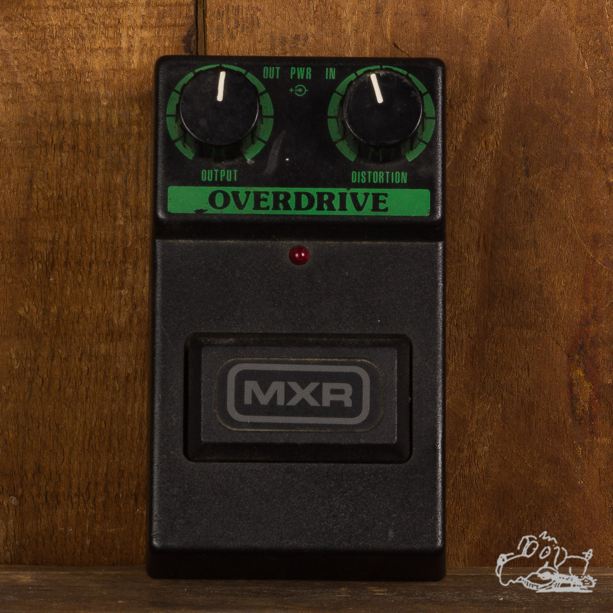 MXR M-164 Commande Series Overdrive (Used)