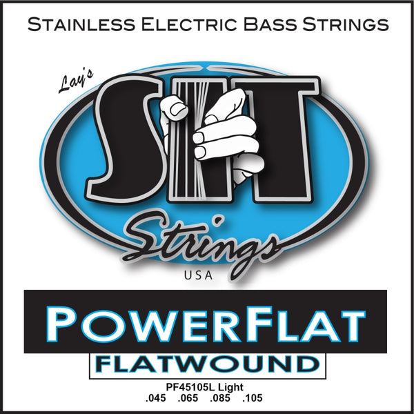 PF45105L 4-String Light Power Flat Bass