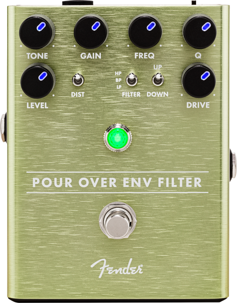 Fender Pour-Over Envelope Filter Pedal