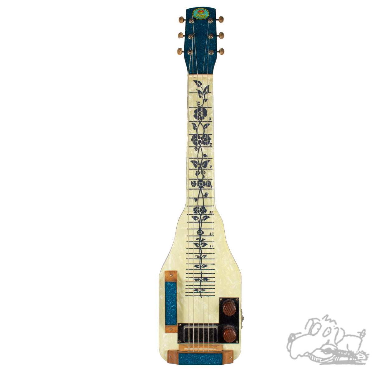 Regal Lap Steel Guitar