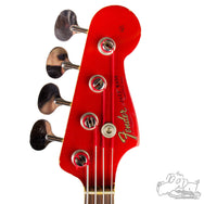 1966 Fender Jazz Bass in Candy Apple Red