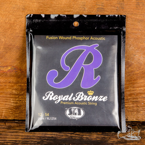S.I.T. Royal Bronze Premium Acoustic String 12-54 RL1254