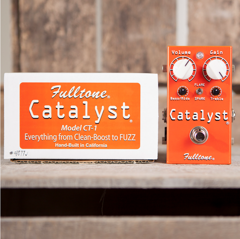 FULLTONE CATALYST - Garrett Park Guitars