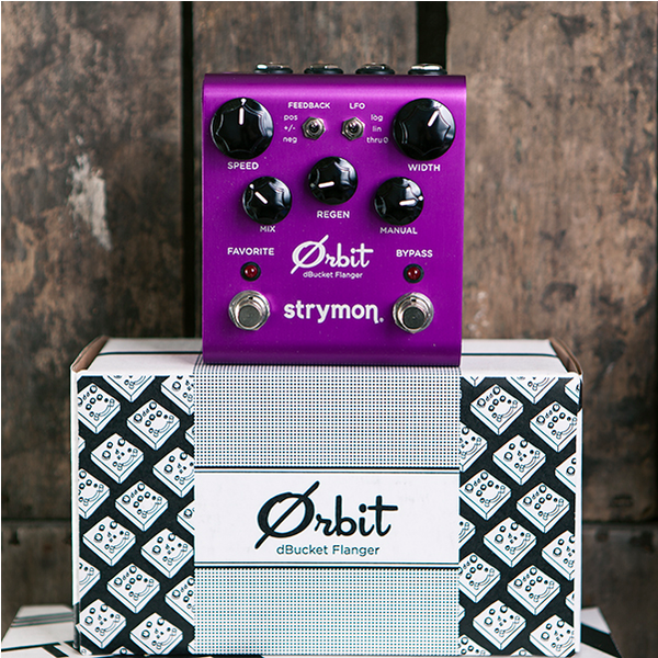 Strymon Orbit - Garrett Park Guitars