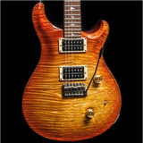 1989 PRS CUSTOM 10 TOP VINTAGE SUNBURST - Garrett Park Guitars  - 1