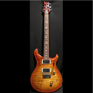 1989 PRS CUSTOM 10 TOP VINTAGE SUNBURST - Garrett Park Guitars  - 4
