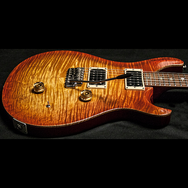 1989 PRS CUSTOM 10 TOP VINTAGE SUNBURST - Garrett Park Guitars  - 10