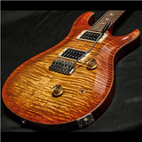 1989 PRS CUSTOM 10 TOP VINTAGE SUNBURST - Garrett Park Guitars  - 14