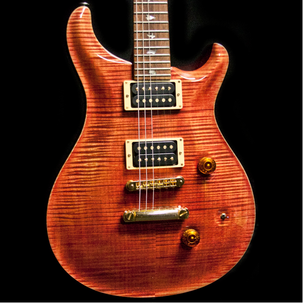 1990 PRS LIMITED EDITION, TORTOISE SHELL #131/300 - Garrett Park Guitars  - 1