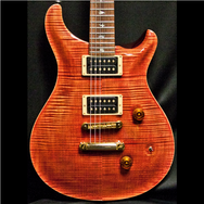 1990 PRS LIMITED EDITION, TORTOISE SHELL #131/300 - Garrett Park Guitars  - 2