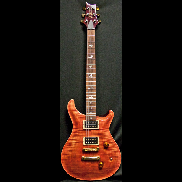 1990 PRS LIMITED EDITION, TORTOISE SHELL #131/300 - Garrett Park Guitars  - 4