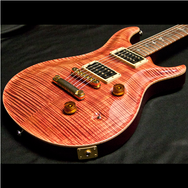 1990 PRS LIMITED EDITION, TORTOISE SHELL #131/300 - Garrett Park Guitars  - 11
