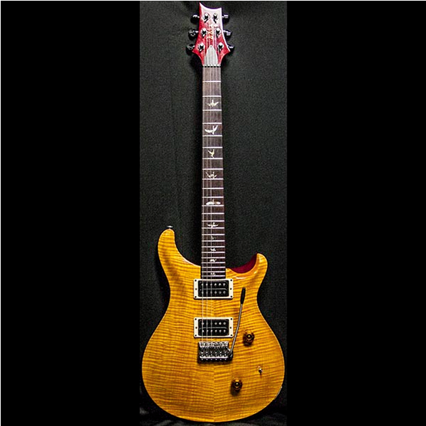 1987 PRS SIGNATURE #33 VINTAGE YELLOW - Garrett Park Guitars  - 6