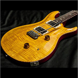 1987 PRS SIGNATURE #33 VINTAGE YELLOW - Garrett Park Guitars  - 2