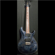 1988 PRS CUSTOM 10 TOP WHALE BLUE - Garrett Park Guitars  - 4