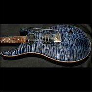 1988 PRS CUSTOM 10 TOP WHALE BLUE - Garrett Park Guitars  - 10
