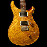 1988 PRS CUSTOM VINTAGE YELLOW BIRDS 10 TOP - Garrett Park Guitars  - 1