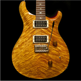 1988 PRS CUSTOM VINTAGE YELLOW BIRDS 10 TOP - Garrett Park Guitars  - 2