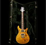 1988 PRS CUSTOM VINTAGE YELLOW BIRDS 10 TOP - Garrett Park Guitars  - 10
