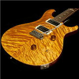 1988 PRS CUSTOM VINTAGE YELLOW BIRDS 10 TOP - Garrett Park Guitars  - 11
