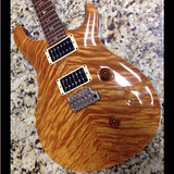 1988 PRS CUSTOM VINTAGE YELLOW BIRDS 10 TOP - Garrett Park Guitars  - 18
