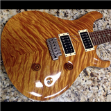 1988 PRS CUSTOM VINTAGE YELLOW BIRDS 10 TOP - Garrett Park Guitars  - 19