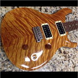 1988 PRS CUSTOM VINTAGE YELLOW BIRDS 10 TOP - Garrett Park Guitars  - 20
