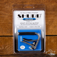Shubb Deluxe Stainless Steel Capo