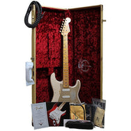 2014 Fender Custom Shop '54 Stratocaster Relic, Dirty Blonde - Garrett Park Guitars  - 9