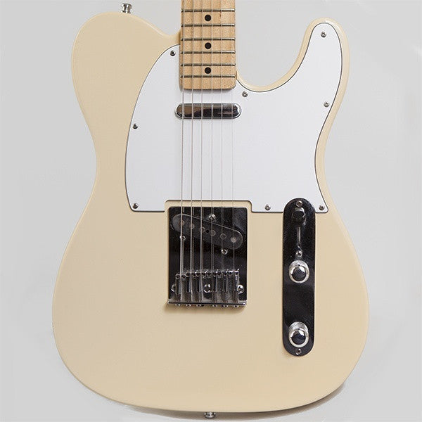 1983 Fender Telecaster, Blonde with Maple Neck - Garrett Park Guitars  - 2
