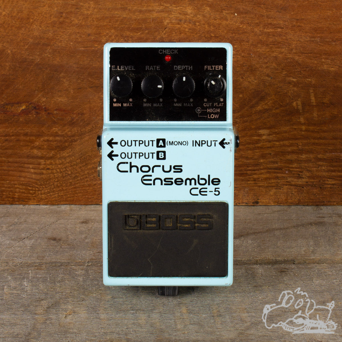 Used Boss CE-5 Chorus Pedal