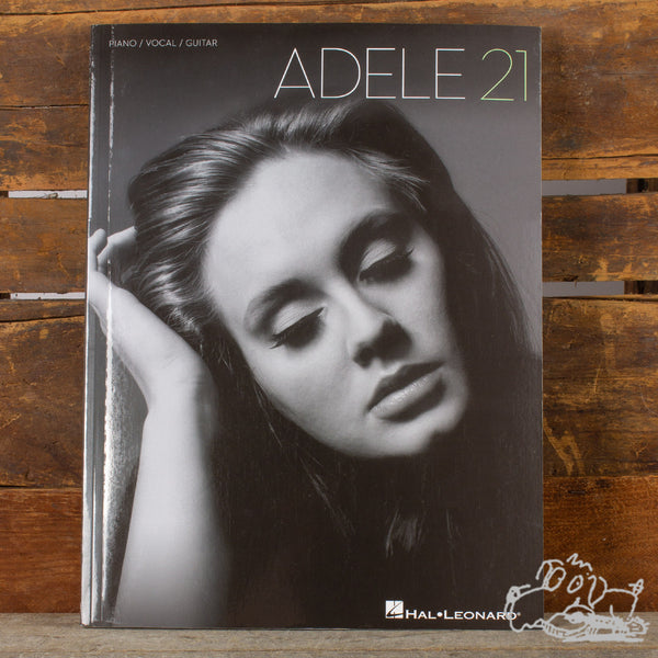 Adele - 21 - Piano/ Vocal/ Guitar Artist Songbook