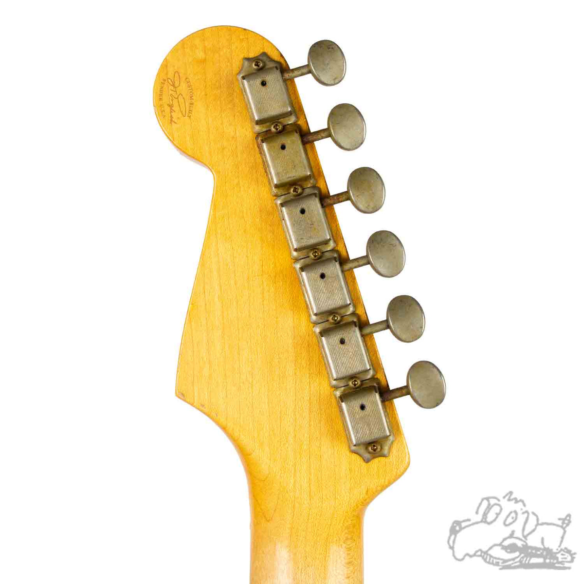 2005 Fender Custom Shop John English Masterbuilt '59 Relic Stratocaster with Abby Pickups!