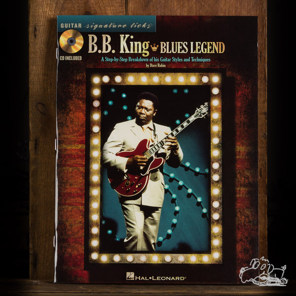 B.B. King Blues Legend: A Step-by-Step Breakdown of His Guitar Styles and Techniques