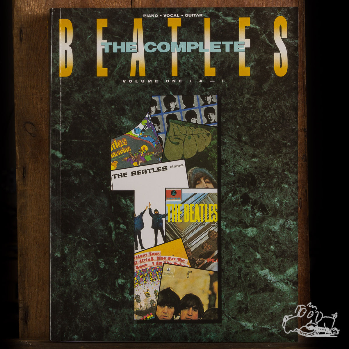 The Complete Beatles Vol. 1 A-I Piano/Vocal/Guitar