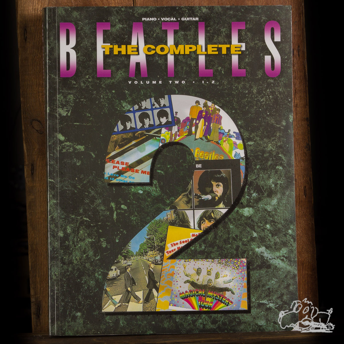 The Complete Beatles Vol. 2 I-Z Piano/Vocal/Guitar