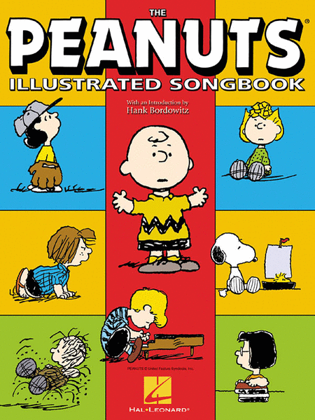 Hal Leonard - The Peanuts Illustrated Songbook (Piano Solo Songbook)