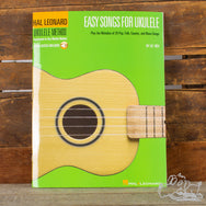 Easy Songs for Ukulele: Hal Leonard Ukulele Method
